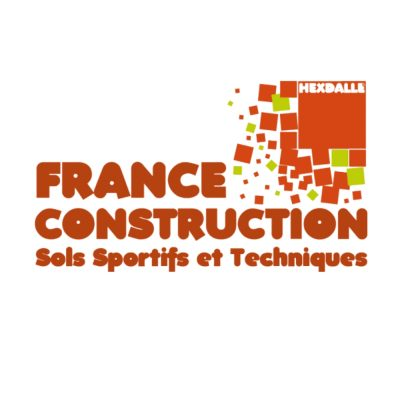 Rubber Tiles Edges for safety flooring by France Construction