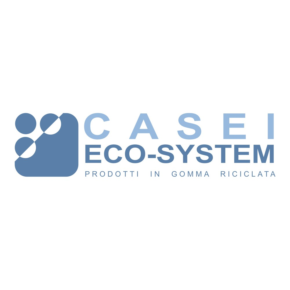 Safety Flooring Rubber Tiles from recycled car tires by Casei Eco System